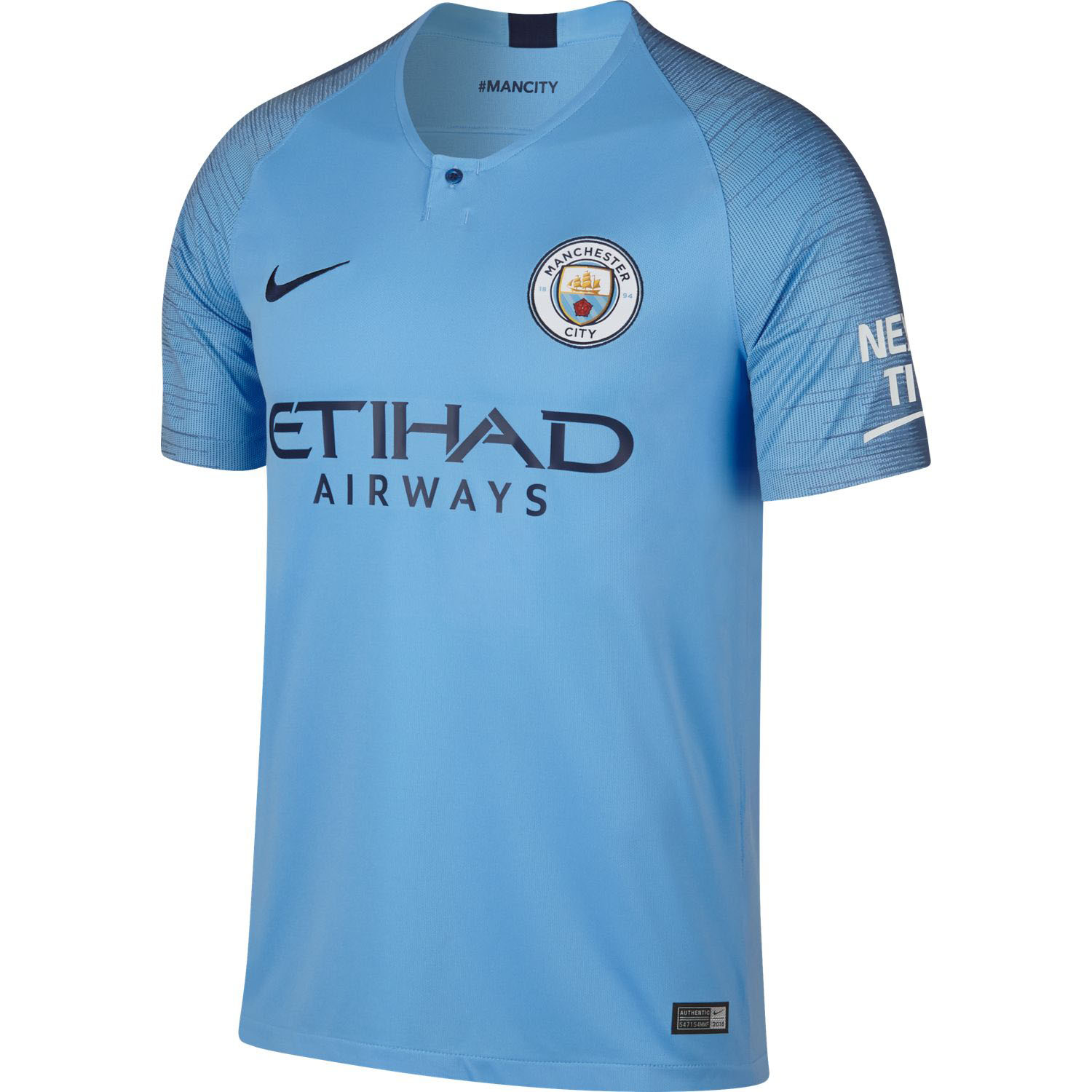 ao bong da man city san nha 2018 2019