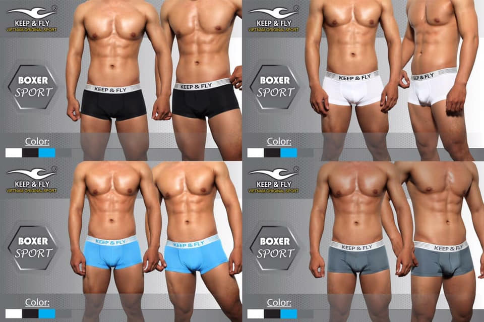 quan boxer sport keep fly